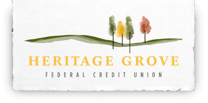 Heritage Grove Federal Credit Union logo