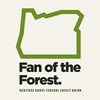 Fan of the Forest | Heritage Grove Federal Credit Union